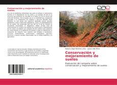 Portada del libro de Conservación y mejoramiento de suelos