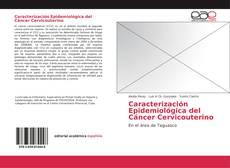 Buchcover von Caracterización Epidemiológica del Cáncer Cervicouterino