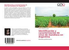 Buchcover von Identificación y caracterización de virus de mandioca en Argentina