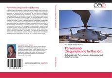 Terrorismo   (Seguridad de la Nación) kitap kapağı