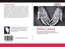 Capa do livro de Plantas y dueños