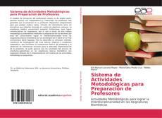 Bookcover of Sistema de Actividades Metodológicas para Preparación de Profesores