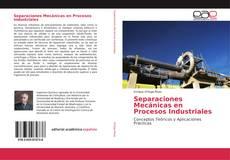 Bookcover of Separaciones Mecánicas en Procesos Industriales