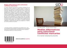 Portada del libro de Medios Alternativos para solucionar conflictos marcarios