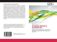 Trabajo Social y Evaluación kitap kapağı