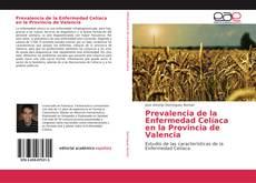 Portada del libro de Prevalencia de la Enfermedad Celíaca en la Provincia de Valencia