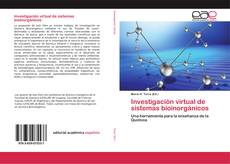 Copertina di Investigación virtual de sistemas bioinorgánicos