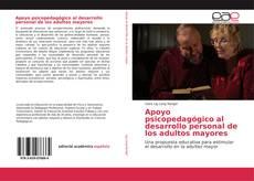 Buchcover von Apoyo psicopedagógico al desarrollo personal de los adultos mayores