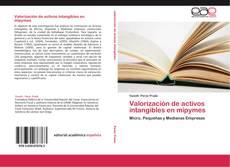 Bookcover of Valorización de activos intangibles en mipymes