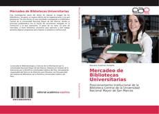 Buchcover von Mercadeo de Bibliotecas Universitarias