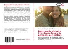 Portada del libro de Desempeño del rol e interdependencia de personas con diálisis