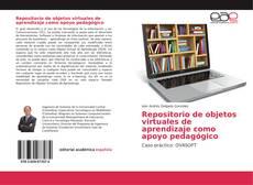 Buchcover von Repositorio de objetos virtuales de aprendizaje como apoyo pedagógico