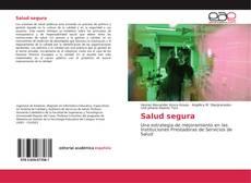 Capa do livro de Salud segura