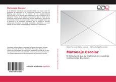 Matonaje Escolar kitap kapağı