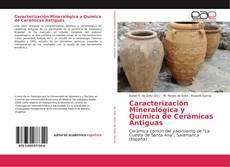 Bookcover of Caracterización Mineralógica y Química de Cerámicas Antiguas