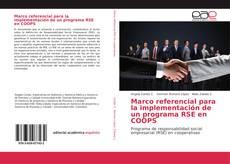 Copertina di Marco referencial para la implementación de un programa RSE en COOPS