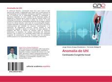 Bookcover of Anomalía de Uhl