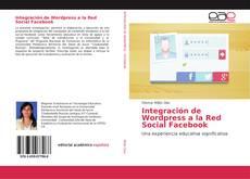 Bookcover of Integración de Wordpress a la Red Social Facebook