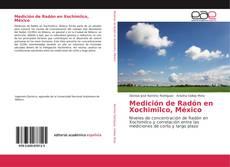 Portada del libro de Medición de Radón en Xochimilco, México