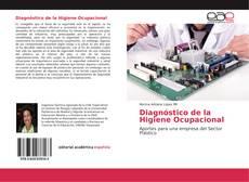 Bookcover of Diagnóstico de la Higiene Ocupacional