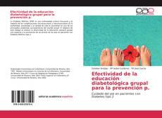 Couverture de Efectividad de la educación diabetológica grupal para la prevención p.