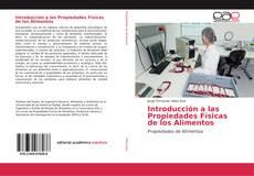 Buchcover von Introducción a las Propiedades Físicas de los Alimentos