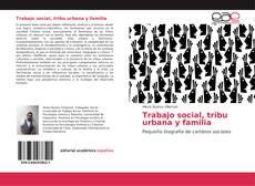 Portada del libro de Trabajo social, tribu urbana y familia