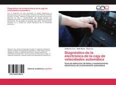 Capa do livro de Diagnóstico de la electrónica de la caja de velocidades automática