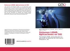 Couverture de Sistemas LIDAR, Aplicaciones en SIG
