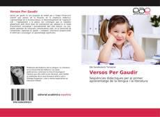 Buchcover von Versos Per Gaudir