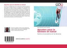 Buchcover von Apuntes para la Gestión en Salud