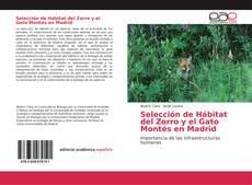 Portada del libro de Selección de Hábitat del Zorro y el Gato Montés en Madrid