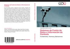 Capa do livro de Sistemas de Fusión de Datos e Información de Contexto