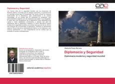 Capa do livro de Diplomacia y Seguridad