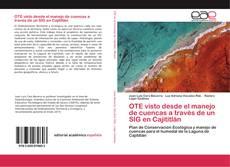 Portada del libro de OTE visto desde el manejo de cuencas a través de un SIG en Cajititlán