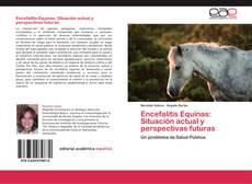 Encefalitis Equinas: Situación actual y perspectivas futuras的封面
