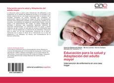 Portada del libro de Educación para la salud y Adaptación del adulto mayor