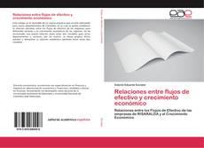 Buchcover von Relaciones entre flujos de efectivo y crecimiento económico