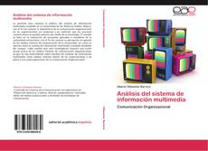 Обложка Análisis del sistema de información multimedia
