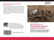 Buchcover von Alimentación no convencional de pollos camperos en Cuba