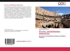 Buchcover von El cine, posibilidades didácticas