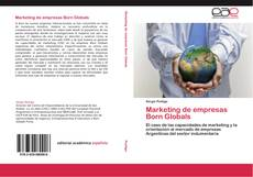 Marketing de empresas Born Globals kitap kapağı