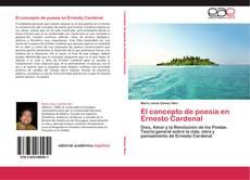Bookcover of El concepto de poesía en Ernesto Cardenal