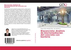 Обложка Bioconcreto: Análisis de biorremediación del concreto con bacteria