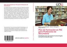 Copertina di Plan de Formación en TIC para Profesores de Secundaria
