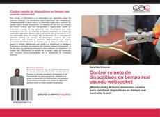Buchcover von Control remoto de dispositivos en tiempo real usando websocket