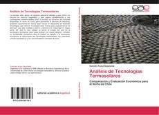 Análisis de Tecnologías Termosolares的封面