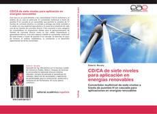 Portada del libro de CD/CA de siete niveles para aplicación en energías renovables