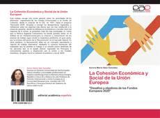 Portada del libro de La Cohesión Económica y Social de la Unión Europea