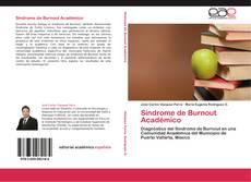 Bookcover of Síndrome de Burnout Académico